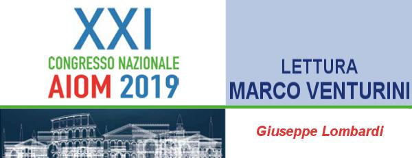 Lettura Marco Venturini 2019